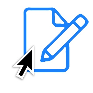 click on the edit icon