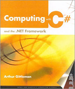 Computing with C# and the .NET Framework Cover Page