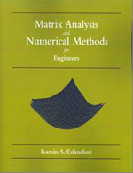 Matrix Analysis & Numerical Methods for Engineers Cover Page
