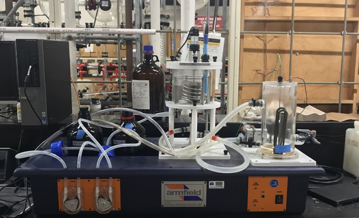 Computer-controlled Chemical Reactor