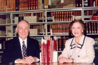 Photo of Walter B. and Ann M. Crawford