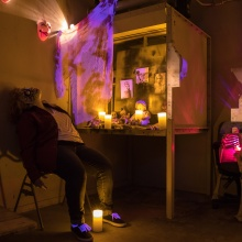 doll factory haunted house