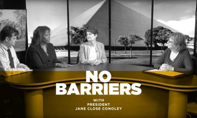 No Barriers TV Show
