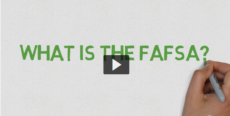 What is the FAFSA (video)