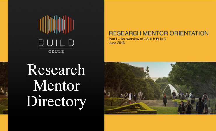 Research Mentor Directory