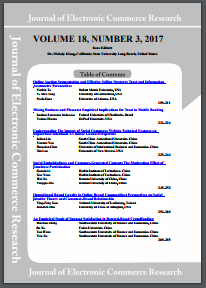 Journal of Electronic Commerce Research