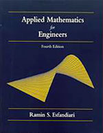 Applied Mathematics for Engineers (5th edition) Cover Page
