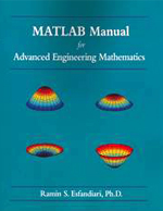 MATLAB Manual for Advanced Engineering Mathematics Cover Page