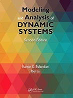 Modeling and Analysis of Dynamic Systems (2nd edition) Cover Page