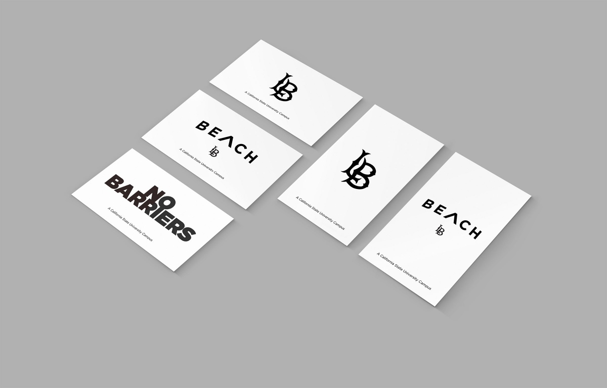 Business cards sample