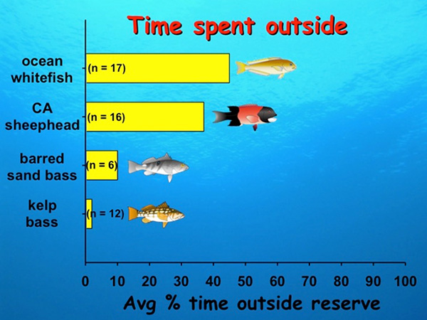 Fig. 6. time spent outside