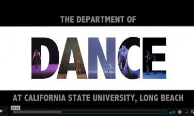 The Department of Dance at California State University Long Beach