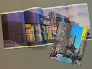 Photographs of a magazine.